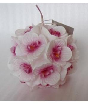 Orchidea - świeca