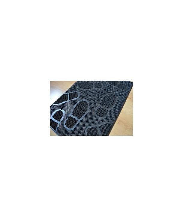 wycieraczka gumowa stopy 40 cm x 60 cm