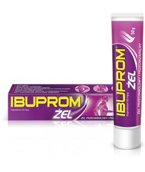 Ibuprom Żel ibuprom w żelu