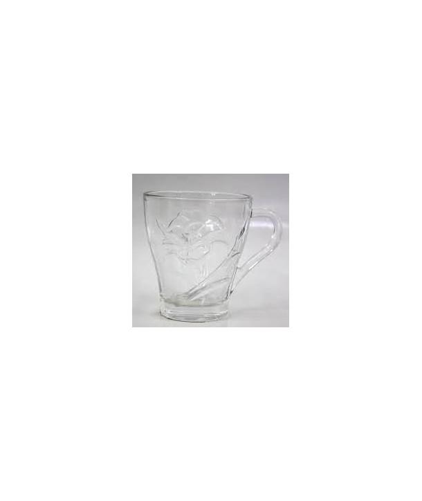 Fantazyjna szklanka Malwa