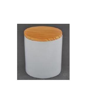 Pojemnik kuchenny z bambusowym wieczkiem