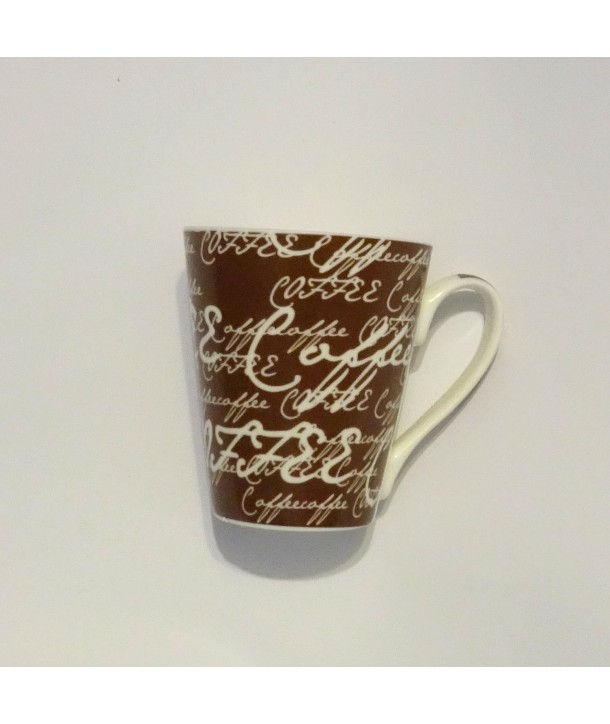 Klasyczny kubek - Caffe grafika