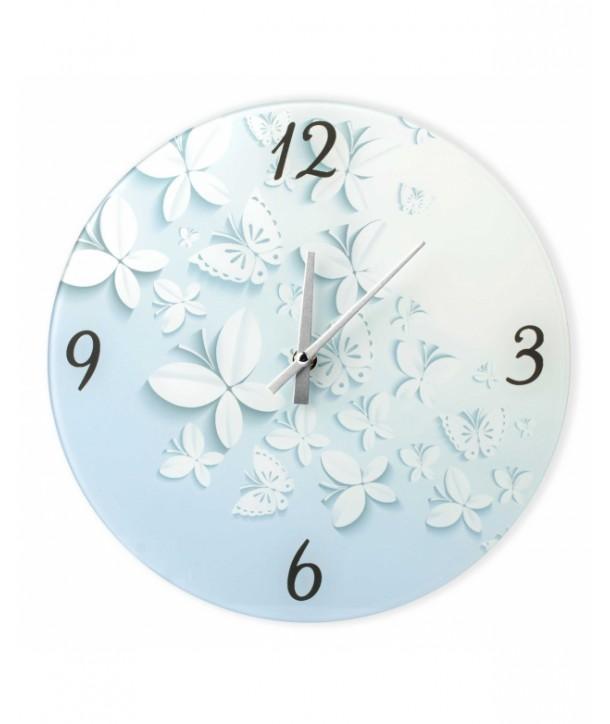 zegar szklany