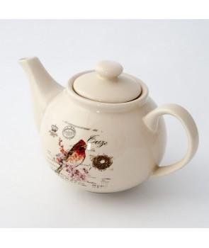 Ceramiczny czajniczek do herbaty   ziół